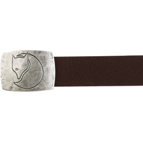 Fjällräven Murena Silver Belt Leather Brown